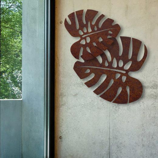 Chroma Studio - Araceae Philodendron Wall Sculpture 2