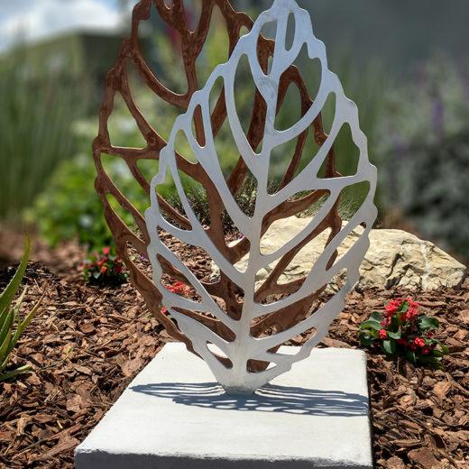 Chroma Studio - Leaf Sculpture