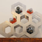 Hive Counter Wine Holder